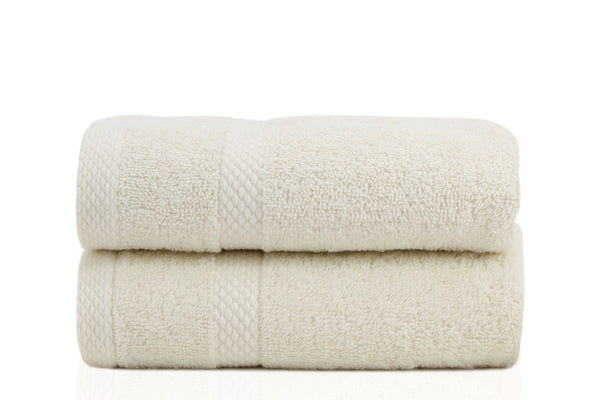 Basic Plus Hand Towel 14x30 / Cream bath