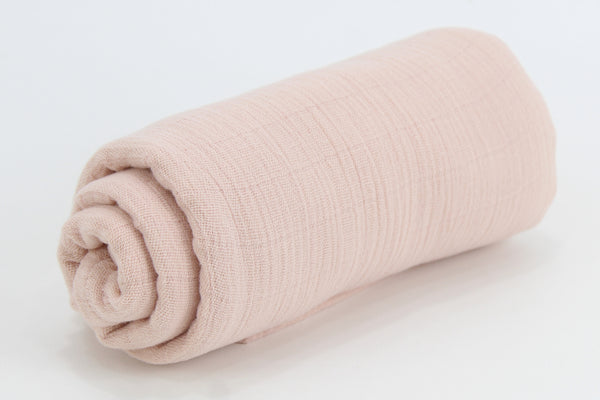 Solid Swaddle Wraps 36x40 / Pink baby