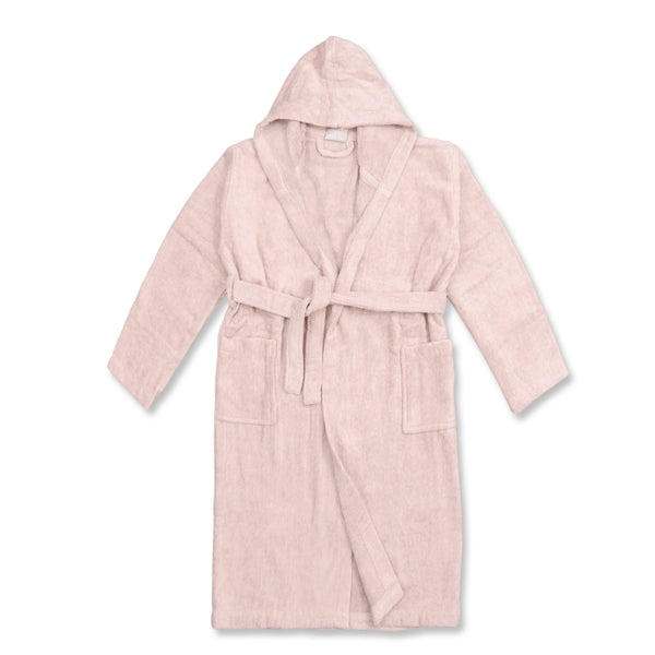 Kids Bathrobes 13 to 14 yrs / Powder Pink bath
