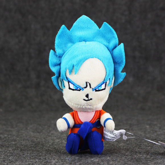 peluche dragon ball sangoku super saiyan