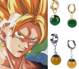 Boucle d'oreille Dragon ball super