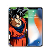Coque de dragon ball z iPhone 6s