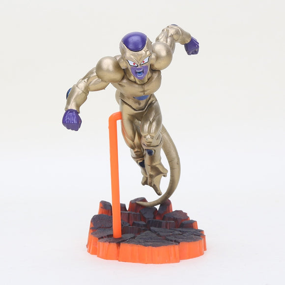 figurine freezer gold