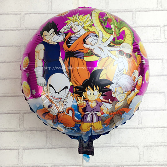 Ballon dragon ball z