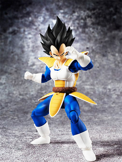 Figurine dragon ball z articulée vegeta