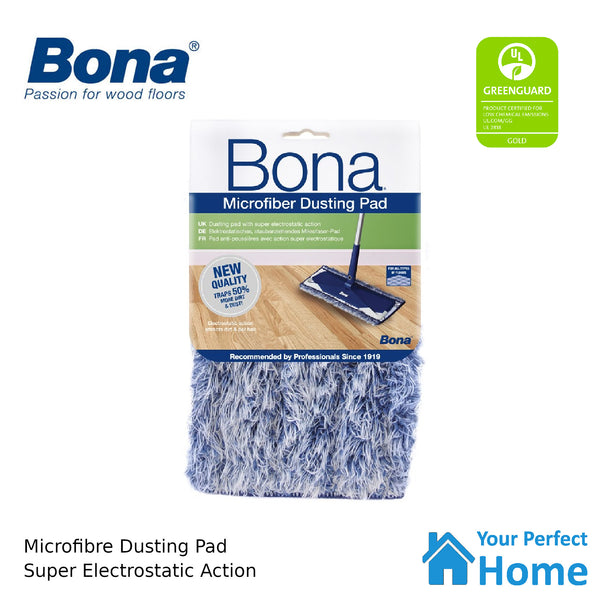 Bona Microfibre Dusting Pad suit Spray Mop