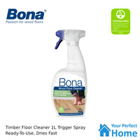 Bona Wood Floor Cleaner 1L Trigger Pack