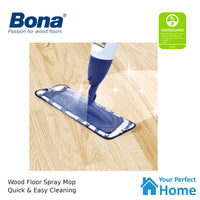 Bona Timber Wood Floor Spray Mop Kit