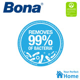 NEW Bona 2.5L Deep Clean Refill Timber Floor w/Hydrogen Peroxide