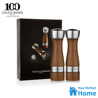 Cole & Mason Gourmet Precision Oldbury Salt & Pepper Mill Grinder Gift Set