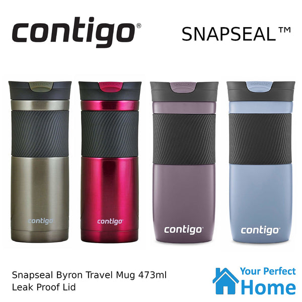 Contigo Snapseal Byron 473ml Vacuum Insulated Travel Mug