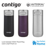 Contigo Luxe Autoseal Vacuum Insulated Travel Mug 354ml
