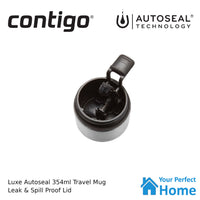 2 x Contigo Luxe Autoseal Vacuum Insulated Travel Mug 354ml