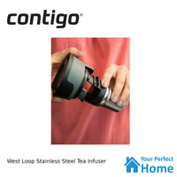 Contigo West Loop Stainless Steel Tea Infuser