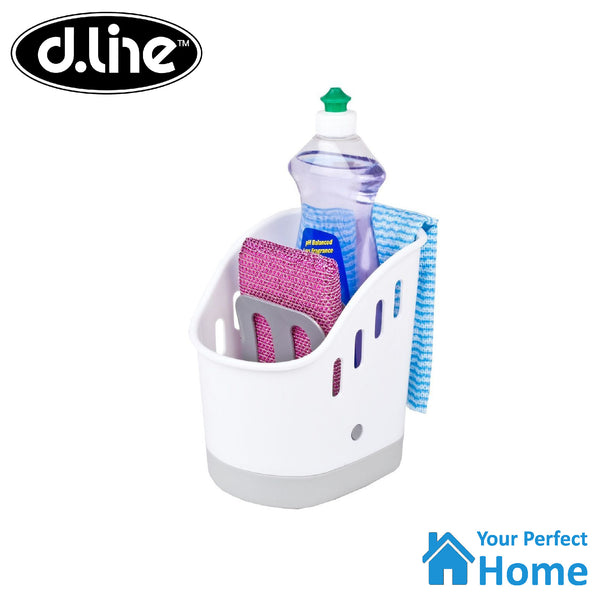 D.Line Sink Tidy Organiser Kitchen Caddy Sponge Holder