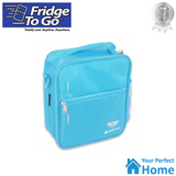 Fridge To Go Medium Insulated Lunch Bag with Cooling Panel + Spare Panel