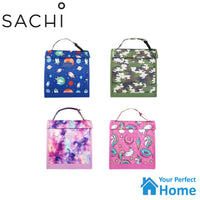 NEW Sachi Insulated Lunch Pouch Carry Bag Tote Style 226