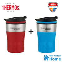 Thermos THERMOcafe 200ml Stainless Steel Vacuum Insulated Travel Cup