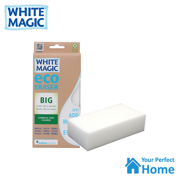White Magic Big Eraser Microfibre Cleaning Sponge