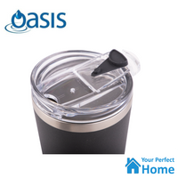 Replacement Lid for Oasis 480ml S/S Coffee Double Wall Insulated Travel Mug