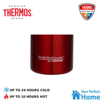 Thermos THERMOcafe 500ml Stainless Steel Vacuum Insulated Drink Bottle