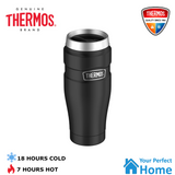 Thermos Stainless King S/Steel Vacuum Insulated Tumbler 470ml