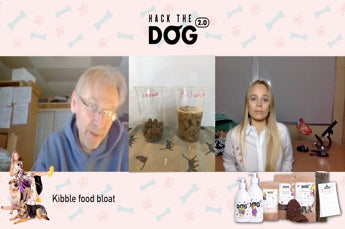 Podcast #2 - How feeding raw food can make your dog live longer