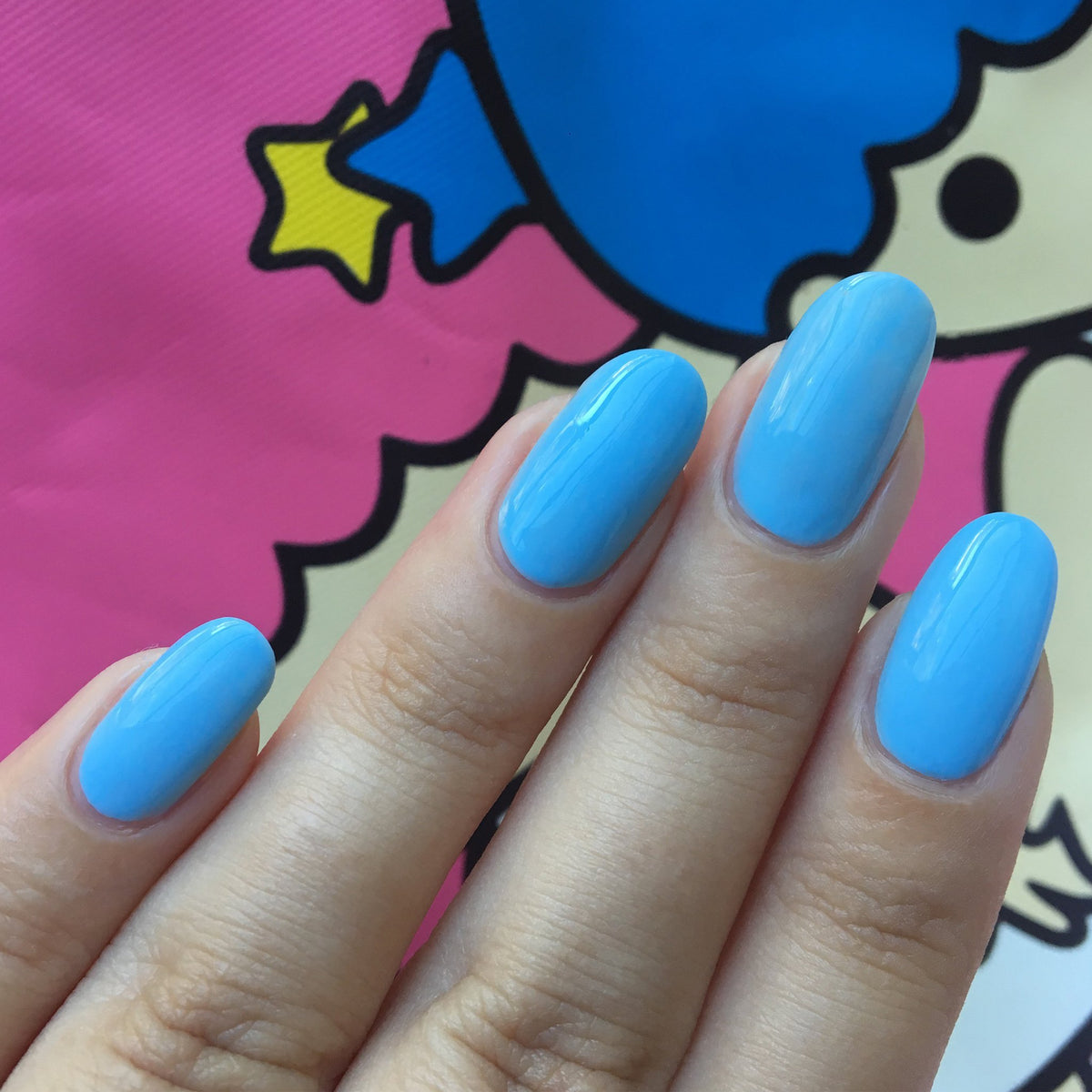 Blue Heaven Nail Polish