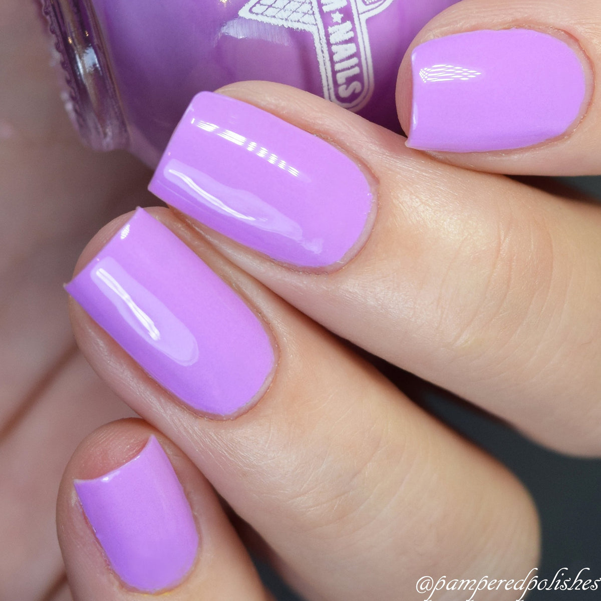 Grape Soda Nail Polish