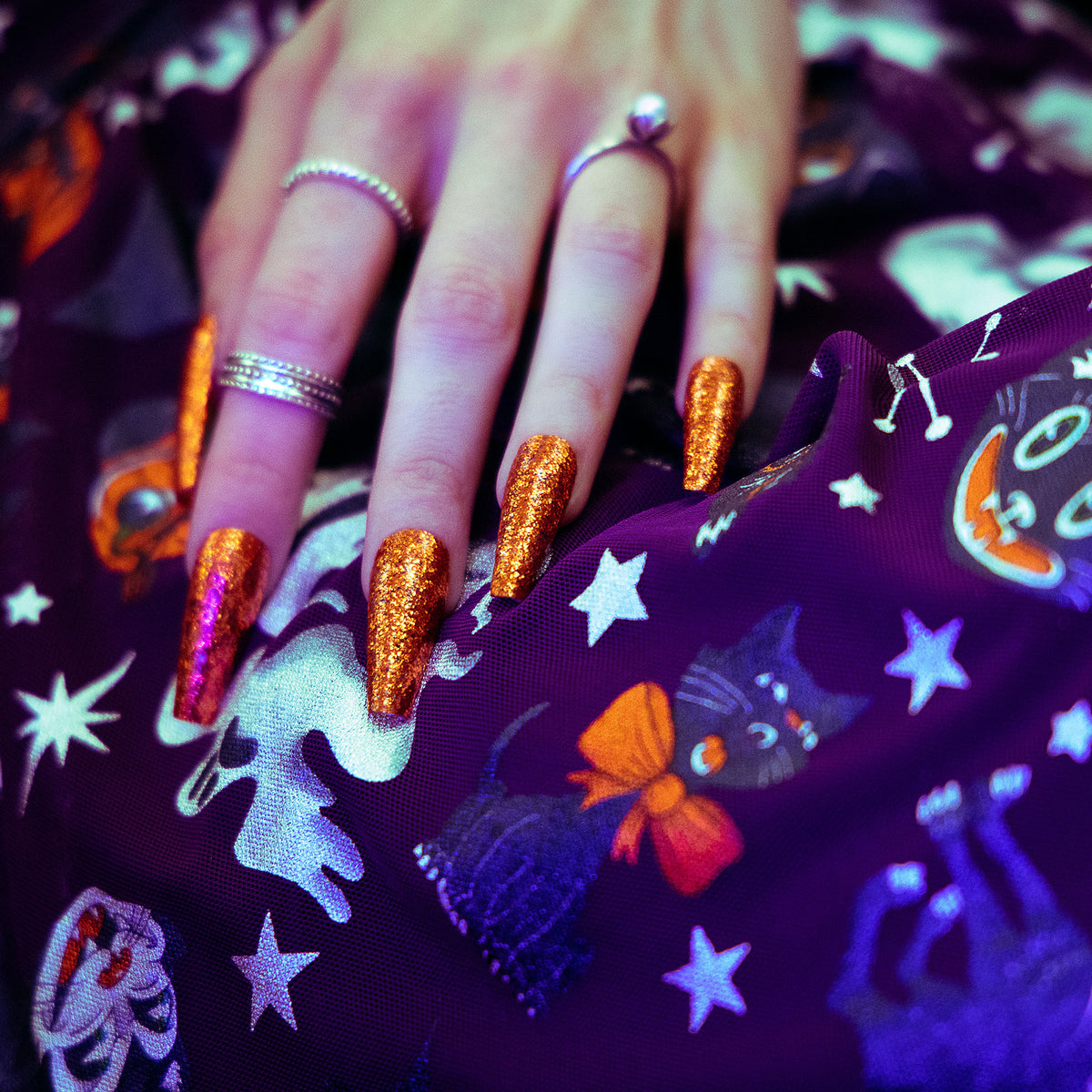 HALLOWEEN II COLLECTION - BlackMilk x I Scream Nails