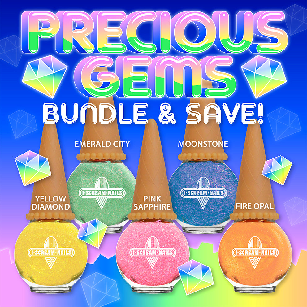 Precious Gems Collection Bundle