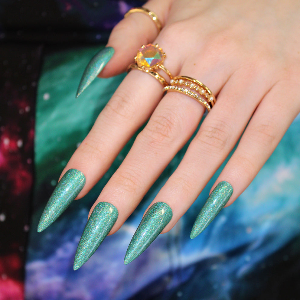 THE UNICORNIA COLLECTION - BlackMilk x I Scream Nails