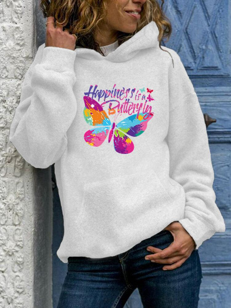 Hanorac Happines Butterfly - Sabas