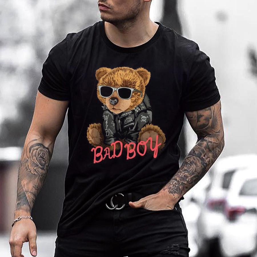 Tricou Bad Boy Cool 100 - Sabas