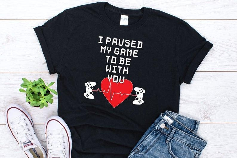 Tricou My Game for You - Sabas