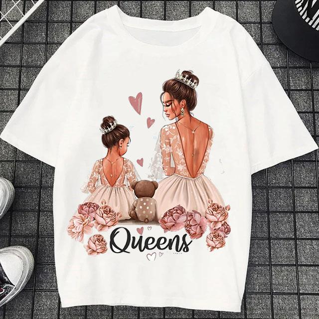 Tricou Oversized Queens - Sabas