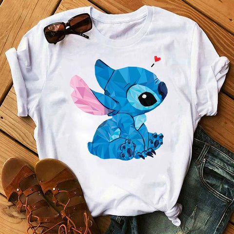 Tricou Stitch Love