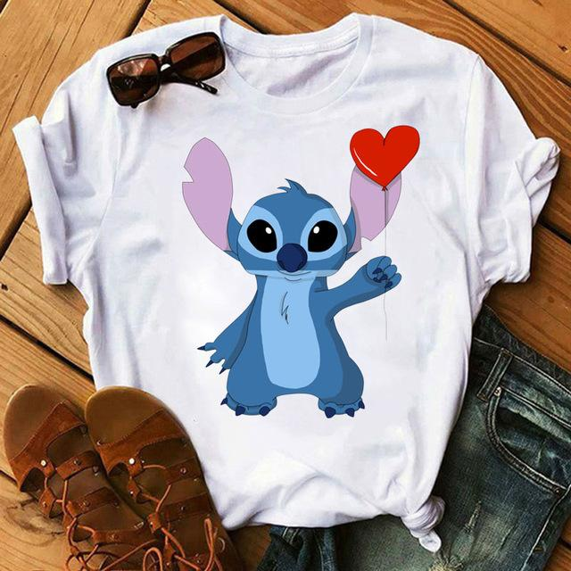 Tricou Stitch Balloon - Sabas