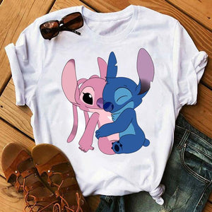 Tricou Stitch Love Girl