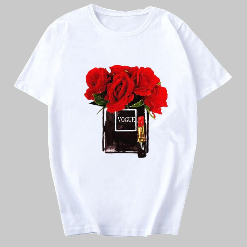 Tricou Flower Vogue - Sabas