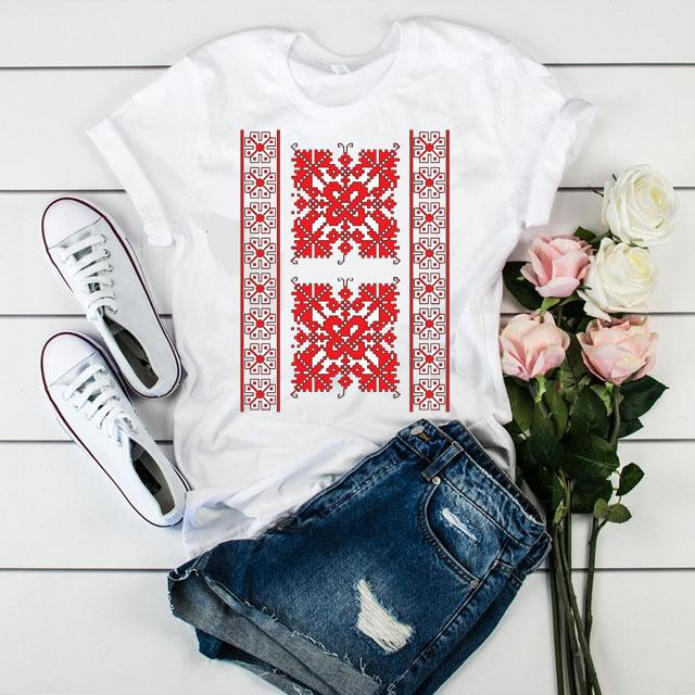 Tricou Red Traditional - Sabas