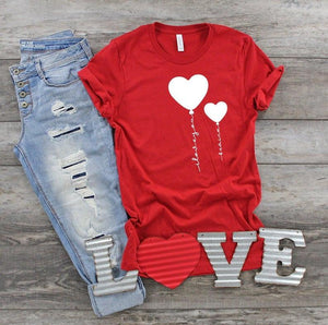 Tricou Heart Ballon