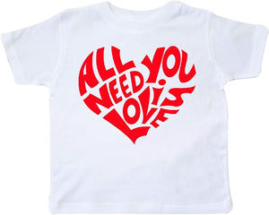 Tricou All You Need Is Love