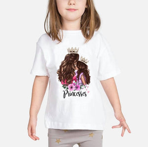 Tricou Copii Princess mom