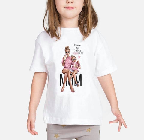 Tricou copii Mama of Drama