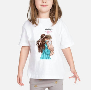 Tricou Copii Mommy Girl