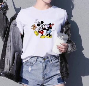 Tricou Minnie kiss