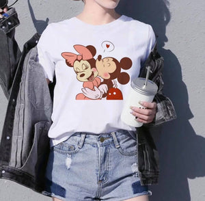 Tricou Mickey Love Minnie