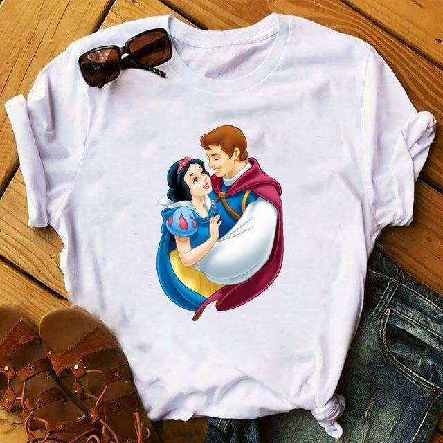 Tricou Snowwhite In Love - Sabas