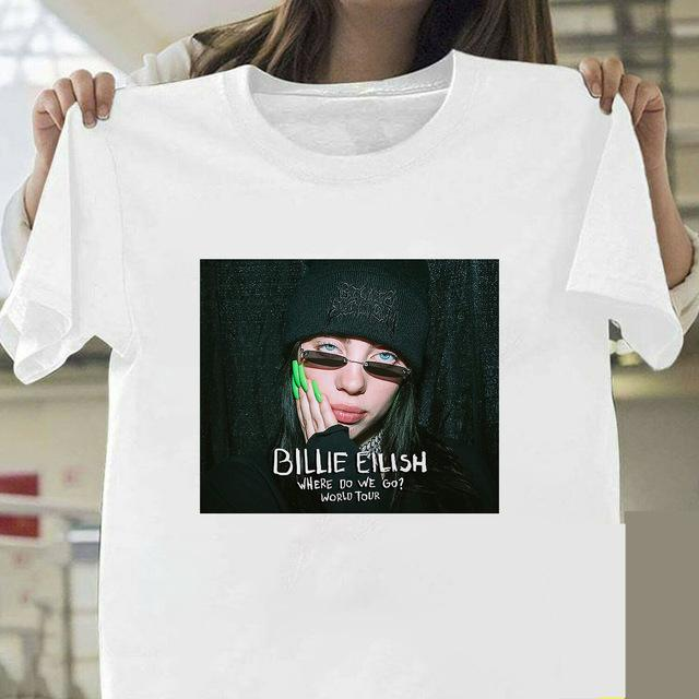 Tricou Billie Eilish World Tour - Sabas